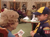 Atria Woodbridge Place, an assisted living community in Kimberton, celebrated Resident Appreciation Month in January.  <br /> A Chester County Boy Scout troop made an appreciation visit and handed out friendship cards to the residents. <br /> Submitted by Atria Woodbridge Place