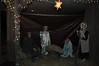 The youth group of St. Luke Evangelical Lutheran Church in Gilbertsville had a live Nativity on December 22.  Visitors had the option of a drive-thru or parking and staying for a short visit.  Cookies and candy canes were shared with everyone in attendance.<br /> Pictured are Derek Hukari, Lorilei Ingram, Amanda Smoyer and Dani Smith<br /> <br /> Submitted photo