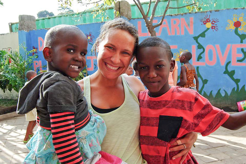 Emily Hassinger, a Perkiomen Valley High School graduate and East Stroudsburg University student, completed a three month Care placement at an orphanage in Tanzania with Projects Abroad. She taught math and English to the children and helped with tasks such as sorting and taking inventory, escorting the children to doctor and dental appointments, helping with homework and preparing them for bed. She was also able to incorporate her dance minor into the project by leading dance classes once a week.<br /> <br /> Submitted by Projects Abroad
