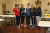 To honor the legacy of Dr. Martin Luther King Jr., over 100 Perkiomen Valley High School students fanned out across the area and volunteered their time on  Jan. 20 to support local farms, firehouses, the local library, the elderly and children in need.<br /> <br /> Pictured  Left to Right: Rachel Yenney, Christine Chin, Shannon Kiersey, Cali Ragland and Mary Ragland swept the Keystone Grange.<br /> <br /> Submitted by Perk Valley School District