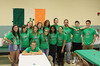 The 2013 Spring-Ford High School Limerick (PA) to Limerick (Ireland) Irish Exchange Students held their first Basket Raffle in October at the Limerick Fire Company.  The students solicited businesses to create 174 baskets and 14 grand prizes for the raffle that drew in over 260 people.  These 14 students were chosen to represent the district to host the Irish students in November and they will be guests of Limerick, Ireland in April.  The students and parents thank the patrons and all of our local businesses who generously contributed to make the raffle a complete success.<br /> <br /> Back Row: Stefanie Jacobson, Juliet Beauchamp, Morgan Fenerty, Cindy Nicholson, Liam Goeghan, Joey Orff, Teddy Younker<br /> Middle Row:  Paulina Portela, Melissa Reynolds, Allie Chomyn, Sarah Berkowitz, Trisha Raman, Madison Schott<br /> Front Row:  Paul Johnson<br /> <br /> Submitted by Veronica Fenerty