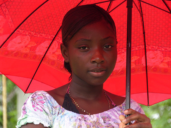 Community of Afro-Colombians is organized