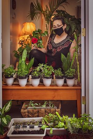 "Lisa Tejero: ""My Nurturing Nature."""