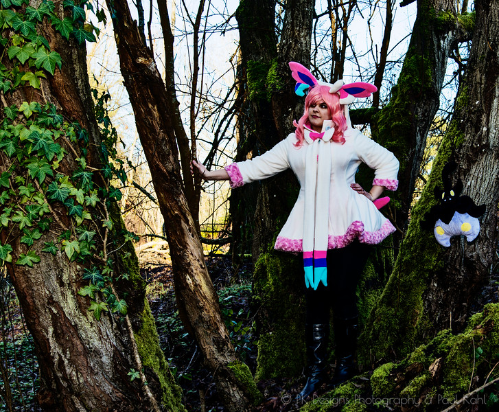 Mary Mann - Sylveon (Pokémon)