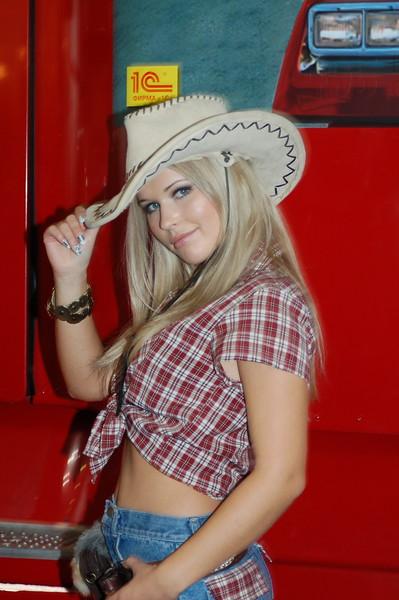 1C cowboy girl
