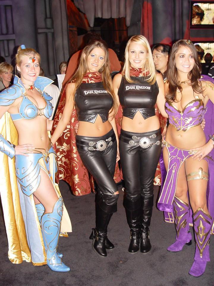 Everquest 2 babes