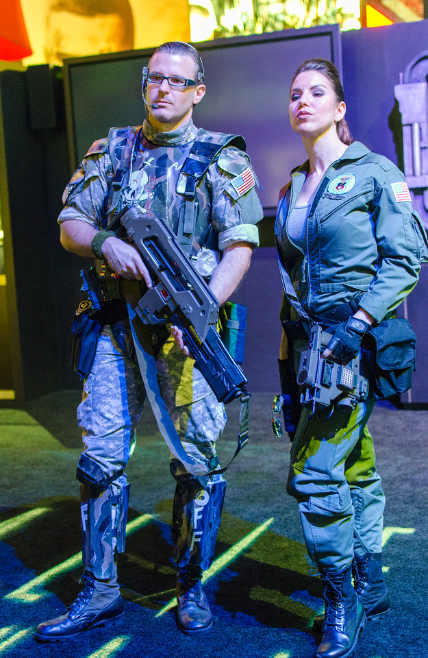 Aliens: Colonial Marines at E3 2012