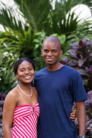 Joel and Sasha