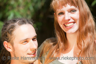 Happy Young Couple Outdoors – Germany, Europe