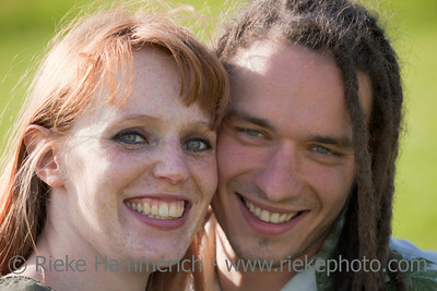 Young Couple laughing – Germany, Europe