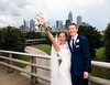 We stopped the Trolley in the middle of the bridge impeding traffic just so I could get this shot with Charlotte in the background!   It was and honor to be asked to capture these special moments for Kalie and Bill.  Beautfiul wedding filled with really great people.  If you are a friend or family member please feel free to Tag/Share/Repost  ..........  .......  @Kalpal14 @Lindaherman3  @jcovss @ruelladevil  @e_kinny    Photo by:  Rick Belden Photography  Assistant:  Leslie Orel .........  .........