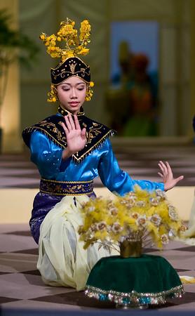 Malay Traditional Dance