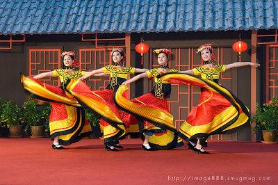 Tibetan Dance @ 1 Utama