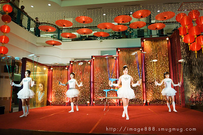 Wu Qiao Acrobatic Troupe @ 1 Utama