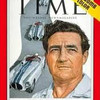 Briggs Cunningham on a 1954 cover of Time magazine (Wikipedia)