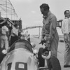 Briggs Cunningham, Formula Junior Trophy at Sebring, 1960 (Photo credit: Albert R. Bochroch Photograph Collection, Revs Institute)