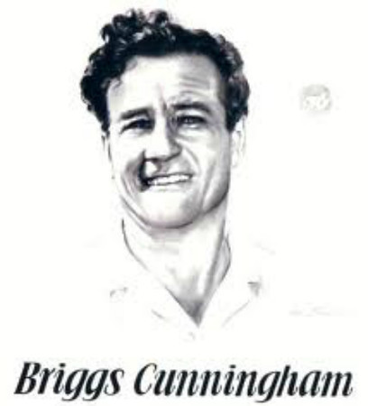 Briggs Swift Cunningham - Inducted into the International Motor Sports Hall of Fame in 2003
