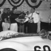 """The 1958 season saw the Cunningham team switch to Lister Jaguars and Walt Hansgen was once again the winner in the feature at both VIR's Spring Sprints and the October run for the President's Cup. The October race also gave Hansgen the points for a second National Championship. Source: <a href=""""http://www.virhistory.com"""">http://www.virhistory.com</a>."""