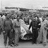 24 Hours of Le Mans, 1953. Cunningham team. (Photo credit: Neville Robert von Dwingelo Photograph Collection, Revs Institute)