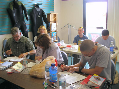 DEMP Class, May 12, 2007