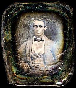 daguerreotype c 1850 USA