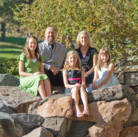 Dalen Family Portrait