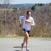 Danielle Lussier, an 8th grade World History teacher at Sky View Middle School, will be running the Boston Marathon this Patriots Day. SENTINEL & ENTERPRISE / Ashley Green