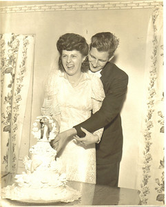 Ann Ivka married Jacob Brand on Feb. 8, 1947.