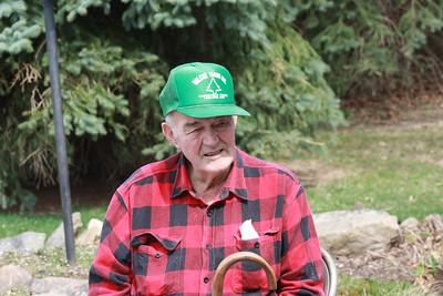 Avery Wilcox Sr., 2010. (Photo courtesy of the family.)