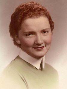 Barbara Shea graduated from Ursuline High School in Youngstown in the 1950s.