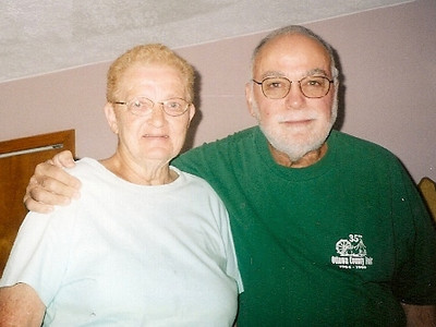 Barb and Dick Baldwin, were married for 52 years.