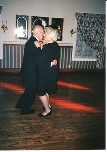 Bernie and June O'Donnell danced nearly every Saturday night at such places as Melody Grove after taking dance lessons at the Arthur Murray Dance Studio in Elyria.