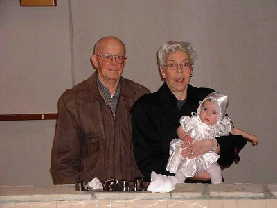 Bernie and June O'Donnell were longtime parishioners at St. Jude Catholic Church in Elyria.