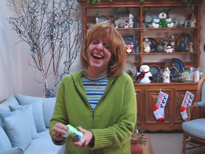 Carol Fankhauser could make friends,family and herself laugh without saying much, according to her daughter, Heather.
