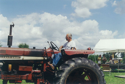 Charlie Kurtz, who grew up in Lakewood, began farming in Chatham Township 40 years ago.