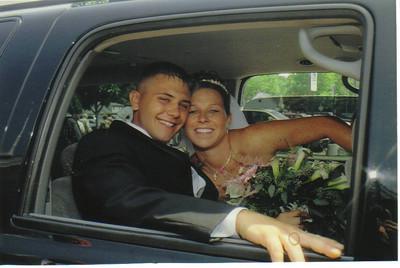 Craig Behrend married Casie Moran on July 3, 2004, at St. Joseph Catholic Church in Avon Lake.