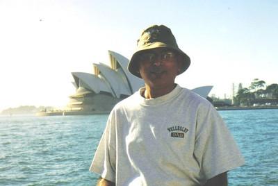 D.C. Patel in Australia in 2004.