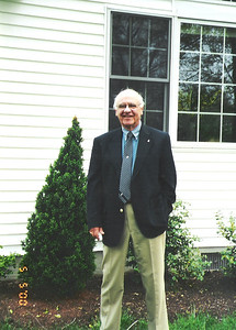 "Dale Meredith, pictured in 2000, was a man of few words, according to his son Scott. ""He taught us at an early age to be our own person. He would give you his opinion, if you wanted it. (But he encouraged everyone to) Find your own path."" (Photo courtesy of the family.)"