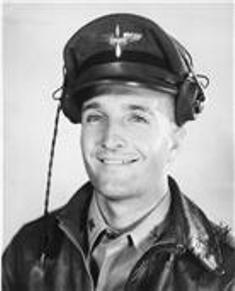 Daniel Brattoli, decorated World War II pilot.(Photo courtesy of the family.)