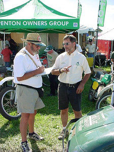 Penton Owners Group President Paul Danik, left, and Dane Leimbach. (Photo courtesy of Penton Owners Group.)