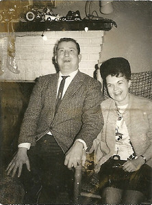 Steve and Eleanor Kaminski in the 1960s. (Photo courtesy of the family.)