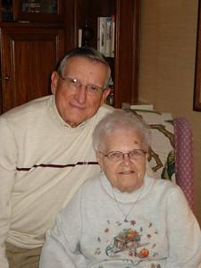 Steve and Eleanor Kaminski. (Photo courtesy of the family.)