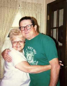 Eleanor and Steve Kaminski. (Photo courtesy of the family.)
