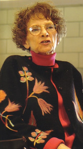 Elsie Danevich was an outspoken, knowledgeable and passionate advocate for people with disabilities.