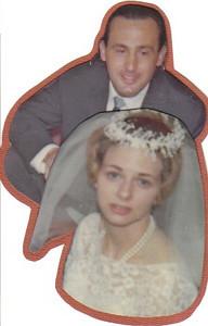 Elsie Jeffreys married Bruce Danevich on May 22, 1965.