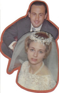 Elsie Jeffreys married Bruce Danevich on May 22, 1965.