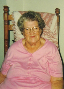 Eva Mae Pugh directed activities for her apartment complex at the Firelands Retirement Center.