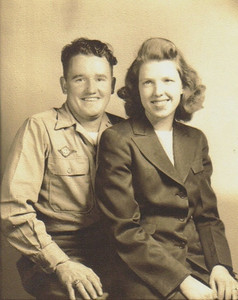 Both Oris and Eva Mae Pugh, pictured in the 1940s, were born in West Virginia. They moved to Lorain along with a large portion of the population of Webster Springs, W.Va., in the early 1950s in hopes of finding jobs.