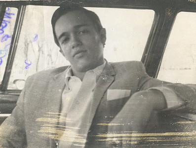Fred Morales as a teenager around 1970. (Photo courtesy of the family.)