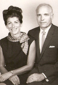 Bobbie and George Hoover in the 1960s. (Photo courtesy of the family.)